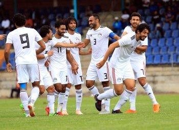 منتخب مصر يبدأ الاستعداد لكأس الأمم الإفريقية