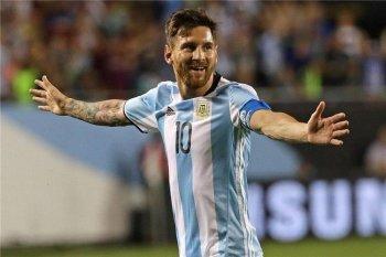 شاهد   ميسي يقود الأرجنتين لاسقاط نيكاراجوا بخماسية .. وأوروجواي تضرب بنما بثلاثية وديًا