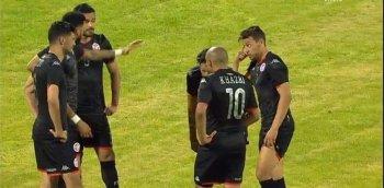 ساسى يساهم في فوز  نسور قرطاج على وصيف كأس العالم  واستبعاد معلول من المنتخب التونسي
