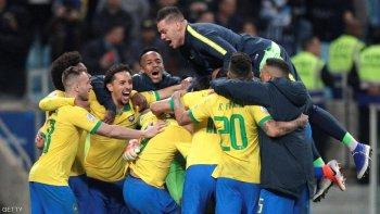 البرازيل تقصي باراجواي وتتأهل إلى نصف نهائي كوبا أمريكا