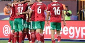 بث مباشر | تعرف على التشكيل الرسمي لمباراة المغرب وبنين
