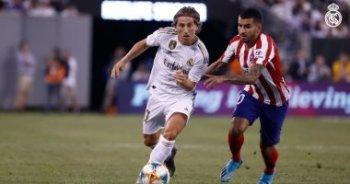 أتلتيكو يقسو على ريال مدريد بهزيمة  مذلة