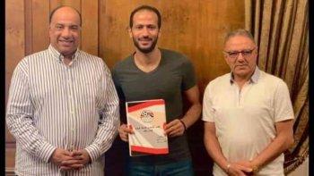تعليق عماد السيد بعد غلطة  لقاء القمة والانتقال إلى الاتحاد السكندري
