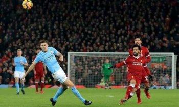 بث مباشر | مانشستر سيتي يصدم ليفربول في الشوط الأول