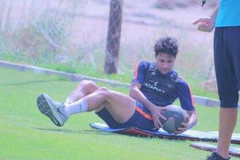 محمد إبراهيم  :  الزمالك هيفضل بيتى وسالعب امامه بشرف فى كأس مصر