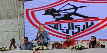 مرتضى منصور يعلن موعد الانتخابات التكميلية .. ويهاجم رموز الزمالك .. ويكشف مفاجأة عن رامون دياز