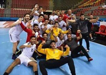 منتخب شباب اليد يتأهل للمربع الذهبي في بطولة كأس العالم