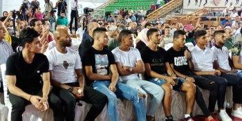3 صفقات في انتظار الانفجار أمام بطل الصومال