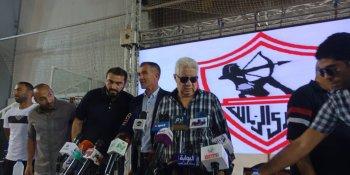 مرتضى منصور يكشف مفاجأة عن المدرب الجديد ويؤكد: العتال مزور .. ولن أصمت أمام هؤلاء
