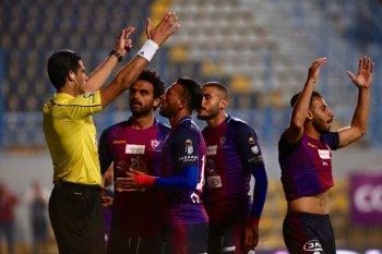 تطور جديد في أزمة أندية بتروجت والنجوم والداخلية مع اتحاد الكرة