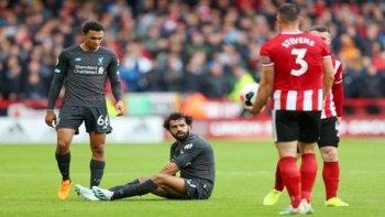 فيديو | ليفربول يواصل انتصاراته بفوز صعب والسيتى يلاحقه بفوز قاتل