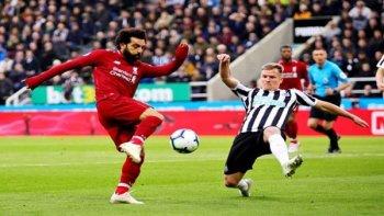 ليفربول ينقذ محمد صلاح من السقوط في فخ قطر