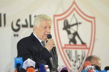مرتضى منصور يعلن موعد انطلاق قناة الزمالك