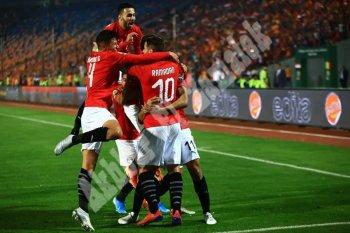 بالصور  .. تعرف على نتيجة  مصر امام  مالى  بعد مرور 75 دقيقة