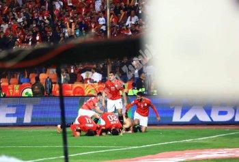 جوووول  المنتخب الأولمبي  يسجل فى نهائي بطولة كأس الامم الافريقية