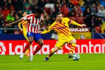بالفيديو.. ميسى ينقذ برشلونة فى الوقت القاتل