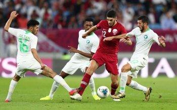 السعودية تهزم قطر  وضربات الحظ الترجيحية تطيح باسود الرافدين  من خليجي 24 بعد لقاء مجنون