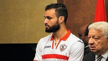 تصاعد جديد في أزمة النقاز | اللاعب التونسي يوجه رسالة نارية لمرتضى منصور