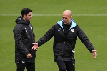 جوارديولا يترك مانشستر سيتي لتدريب هذا الفريق