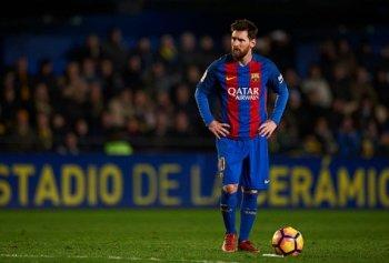 إحصائية تكشف تأثير تسديدات ميسي المدوية مع برشلونة