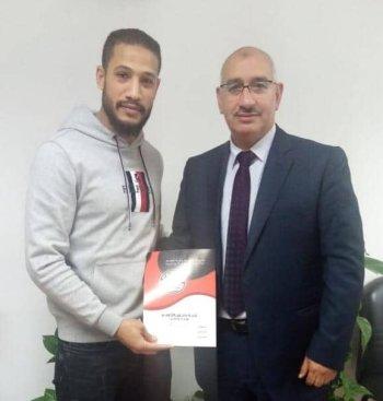 بعد رحيله عن بيراميدز | أحمد علي ينضم رسميًا لهذا الفريق