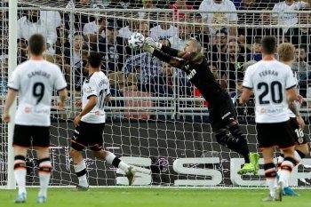 شاهد ريال مدريد يتقدم على خفافيش  فالنسيا فى السوبر الإسباني بالسعودية