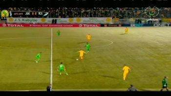 تعرف على نتيجة مباراة شبيبة القبائل والرجاء المغربي بدوري أبطال افريقيا