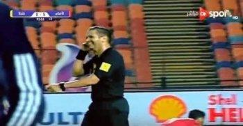 فضائح محمود عاشور مع الأهلي عرض مستمر . . عادى بقى