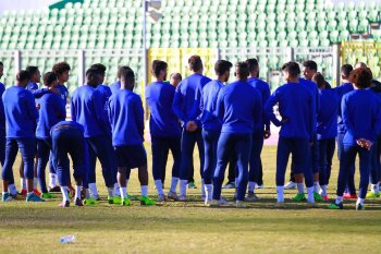 4 أهداف و4 ركلات جزاء واثارة كبيرة في مباراة المصري واسوان