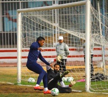 صدمة جديدة لجنش قبل مباراة السوبر الإفريقي