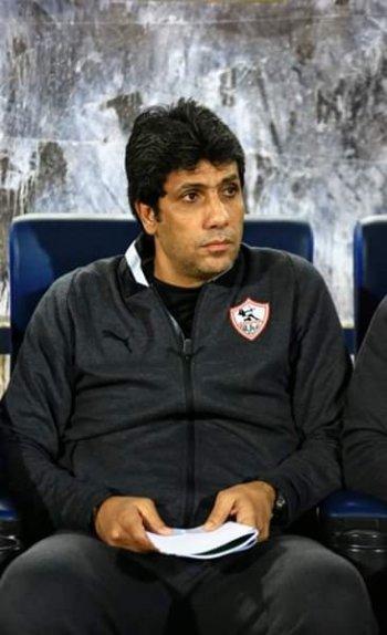 اخبار الزمالك يكشف دور سامى الشيشينى مع محمود علاء