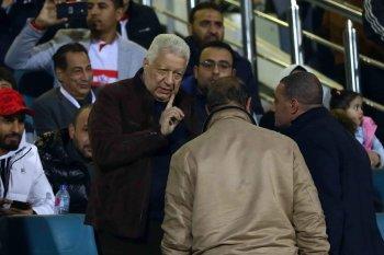 مرتضي منصور تعيين مدرب جديد و  لن نطبق نظام تذكرتى فى لقاءات الزمالك القادمة والسعيد خارج الحسابات