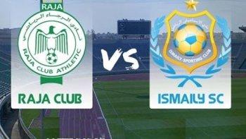 بث مباشر | مشاهدة مباراة الإسماعيلي والرجاء في البطولة العربية