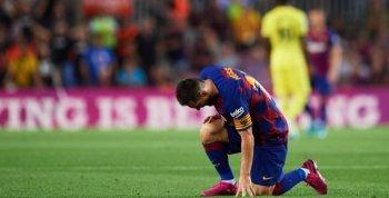 بعد التعادل مع نابولي | تعرف على خسائر برشلونة في دوري الأبطال