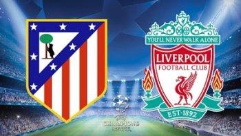 بث مباشر مشاهدة مباراة ليفربول وأتلتيكو مدريد  الان في دوريابطال اوروبا
