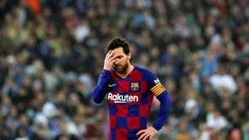 ميسي يكشف تفاصيل يومه بعد إيقاف النشاط الرياضي في إسبانيا