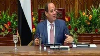 رسالة الرئيس السيسى بعد ساعات من فرض حظر التجول بسبب كورونا