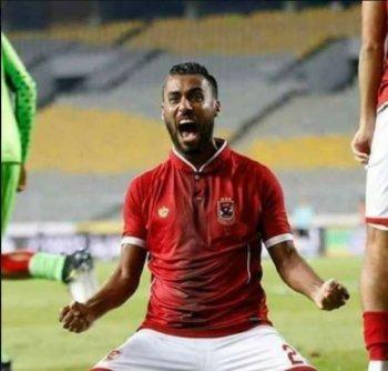 حسام عاشور على رادار عملاق الدوري السعودي في الموسم المقبل