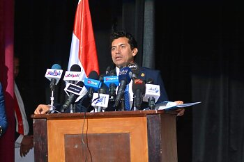 عاااجل أشرف صبحى يعلن عودة النشاط الرياضي رسميا وتشكيل لجنة لانطلاق الدورى فى الالعاب الجماعية