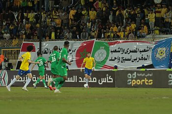 صدمة مدوية في الرجاء المغربي قبل مواجهة الزمالك