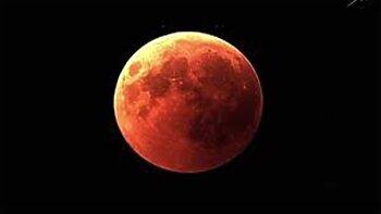 تعرف على موعد خسوف القمر فى مصر يوم الجمعة ومدته