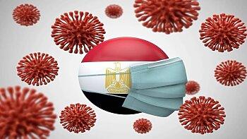 مصر تسجل رقم ضخم جديد فى عدد المصابين بفيروس كورونا ..  واستقرار حالة مدرب الزمالك