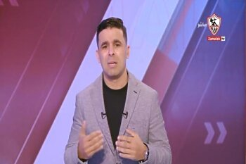 خالد الغندور يوجه رسالة جديدة للاعب الأهلي ونجم الزمالك