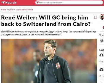 تقارير سويسرية تكشف فايلر يوجه صفعة على وجه الأهلي .. اقرأ التفاصيل