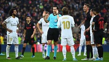 موعد مباراة ريال مدريد القادمة بعد سقوط برشلونة