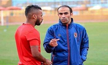 اخبار الزمالك ينفرد بتفاصيل مكالمة الغضب بين حسام عاشور وسيد عبد الحفيظ