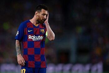 برشلونة ضد أتلتيك بيلباو .. ميسي ينجو من الطرد ويحقق رقمًا مميزًا