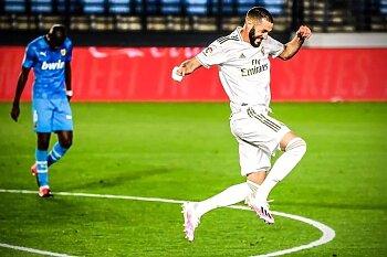 ريال مدريد يستعيد صدارة الدوري الاسباني بالفوز على مايوركا