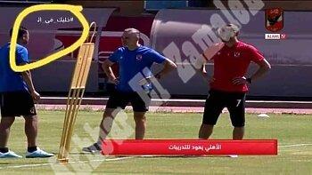 رمضان صبحي تريند .. سخرية جماهير الزمالك وتناقض قناة الأهلي