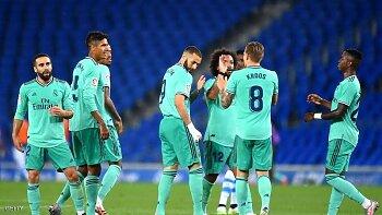 كورونا تضع ريال مدريد على قمة الليجا .. ومواجهة نارية بين تشيلسي والسيتي .. تعرف على مواعيد مباريات اليوم والقنوات الناقلة والبث المباشر